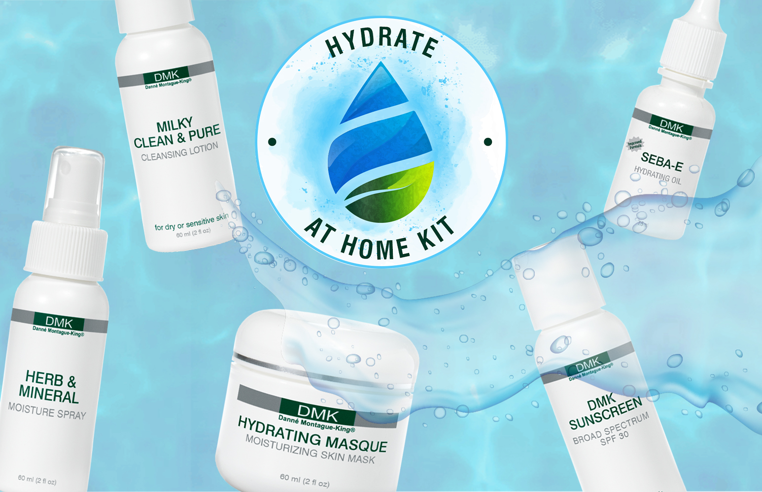 Hydrate at Home Kit